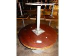Lot: 02-21688 - (2) Round Tables
