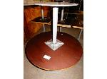 Lot: 02-21690 - (2) Round Tables