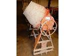 Lot: 02-21703 - Concrete Mixer