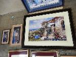 Lot: 02-21707 - (7 Pieces) of Framed Art