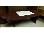 Lot: 4.BE - CONFERENCE TABLE & (6) CHAIRS