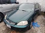 Lot: 057353 - 1999 Honda Civic