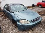 Lot: 537079 - 2000 Honda Civic