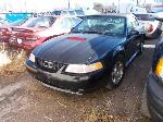 Lot: 1464 - 2000 FORD MUSTANG