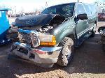 Lot: 1496 - 2003 FORD EXCURSION SUV - KEY