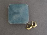 Lot: 585 - 14K EARRINGS