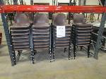 Lot: D9 - (47) Stackable Chairs