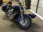 Lot: 302 - 2009 HONDA VTX1300 MOTORCYCLE - KEY