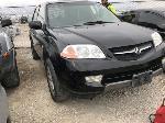 Lot: 306 - 2001 ACURA MDX SUV - KEY / RUNS