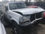 Lot: 1543 - 1997 Ford F250 Pickup - Key / Runs & Drives