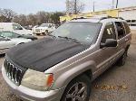 Lot: 14 - 2002 JEEP CHEROKEE SUV