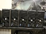 Lot: 02 - (5) Dell Computers