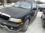 Lot: 146 - 2001 LINCOLN NAVIGATOR SUV