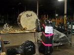 Lot: 400 - (12) BAND INSTRUMENTS