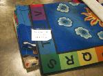 Lot: 407 - (4) CHILDREN RUGS