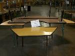 Lot: 411 - (4) TABLES