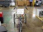 Lot: 450 - DESOTO 3-WHEEL BICYCLE
