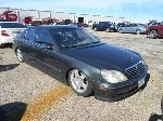 Lot: 33-B - 2002 MERCEDES-BENZ S500 - KEY / STARTED