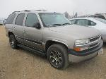Lot: 02-213715 - 2001 CHEVROLET TAHOE SUV