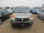 Lot: 04-589601 - 2002 BUICK RENDEZVOUS SUV