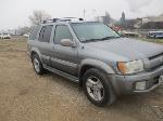Lot: 11-251528 - 2003 INFINITI QX4 SUV