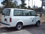 Lot: 3 - 1999 Chevy Van - Key