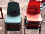 Lot: 41&42 - (20) Chairs