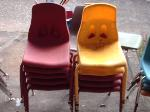 Lot: 43&44 - (20) Chairs