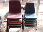 Lot: 52&53 - (12) Chairs