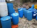 Lot: 1903 - (20) Plastic Barrels