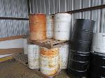 Lot: 1904 - (11) Metal Barrels
