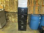 Lot: 1909 - (3) File Cabinets