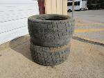Lot: 1911 - (2) Used Tractor Tires