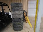 Lot: 1912 - (8) Used Light Truck Tires