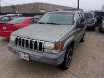 Lot: P123 - 1998 JEEP GRAND CHEROKEE SUV - KEY / RUNS