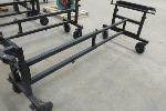 Lot: 14 - Dynasty Adjustable Rolling Cart