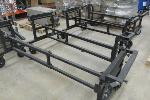 Lot: 15 - Dynasty Adjustable Rolling Cart