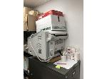 Lot: 4A,B&C.LUBBOCK - SHREDDER, PRINTER & TV