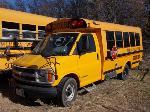 Lot: 07 - 2001 Chevrolet Mini-Bus