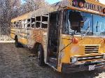 Lot: 09 - 1989 Blue Bird Bus