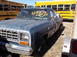 Lot: 10 - 1985 Dodge 1/2-Ton Truck
