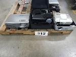 Lot: 312 - Electronics: Projectors, Video Conference System