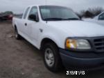 Lot: 14 - 2002 Ford F150 Pickup - Key / Drives