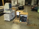Lot: 04 - DVD/VCR. Printer, Scanner & TV Stand