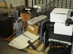 Lot: 10 - (6 Pallets) of Office Equip: TVs, Printers
