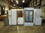 Lot: 11 - Freezer, Refrigerators, Washer & Dryer