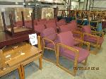 Lot: 18 - (Approx 50) Chairs & (5) Tables