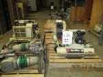 Lot: 20 - Generators, Air Compressors, Pumps, Compactors<BR><span style=color:red>Updated 01/28/19</span>