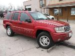 Lot: B801355 - 2002 Jeep Grand Cherokee SUV