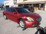 Lot: B806294 - 2009 Nissan Altima - Key / Runs & Drives